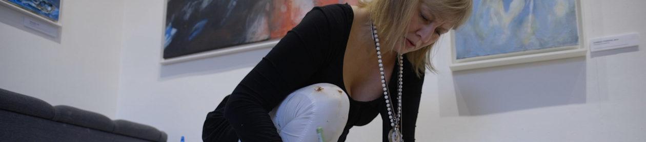 Artist Eva Wiren
